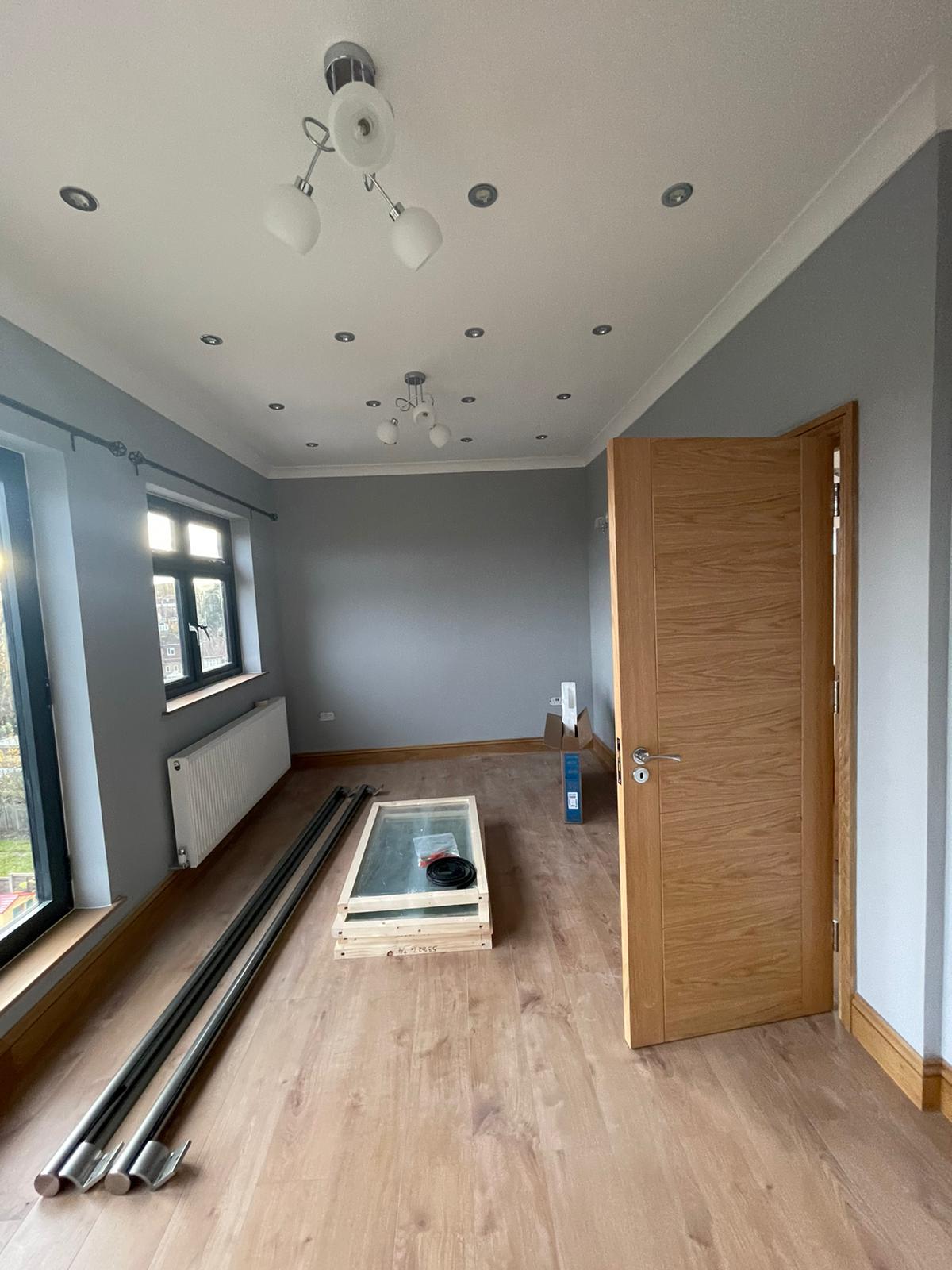 Finished Basement Ceilings